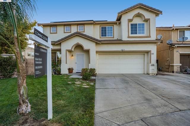 1167 Harris Ln, Tracy, CA 95377 (#BE40967993) :: Schneider Estates