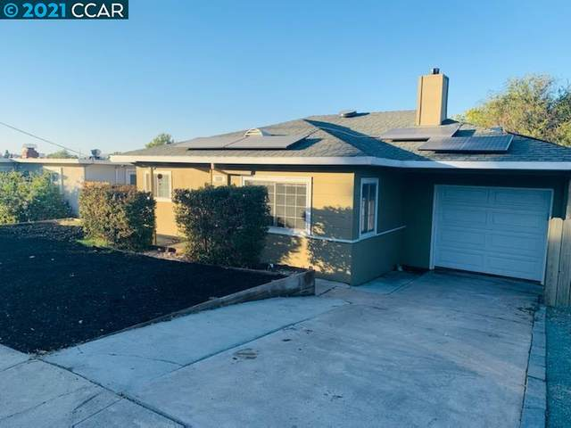2955 Gillet Ave, Concord, CA 94520 (#CC40967999) :: The Sean Cooper Real Estate Group