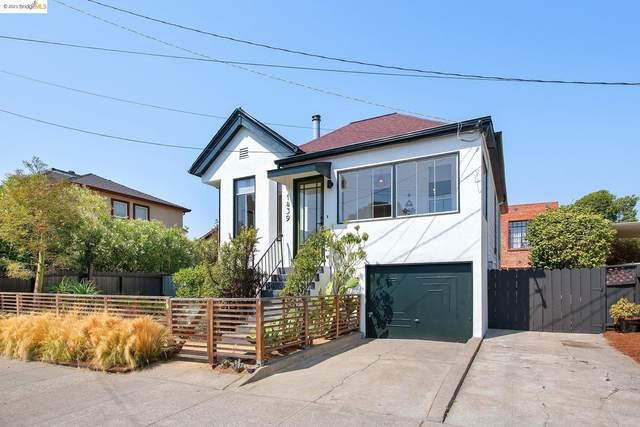 1439 67Th St, Berkeley, CA 94702 (#EB40968018) :: The Kulda Real Estate Group