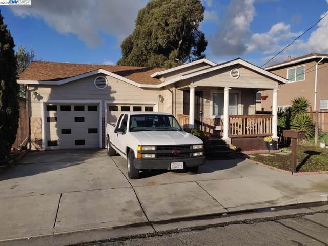 127 Willard Ave, Richmond, CA 94801 (#BE40968019) :: Strock Real Estate
