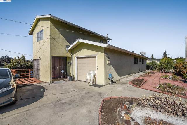 16345 Liberty St, San Leandro, CA 94578 (#BE40968054) :: Schneider Estates