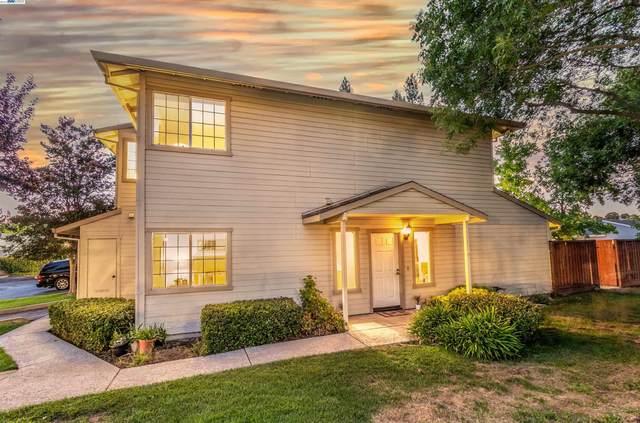 4056 Hillcrest Cmn, Livermore, CA 94550 (#BE40968083) :: Schneider Estates