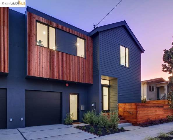 1061 21st Street, Oakland, CA 94607 (MLS #EB40968095) :: Guide Real Estate