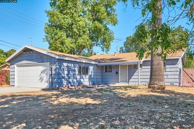 2307 Wyda Way, Sacramento, CA 95825 (#CC40968100) :: Schneider Estates