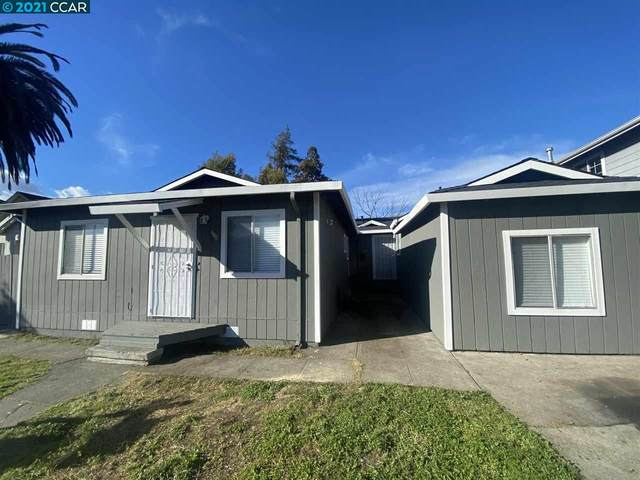 640 Indiana Street, Vallejo, CA 94590 (#CC40968106) :: The Kulda Real Estate Group