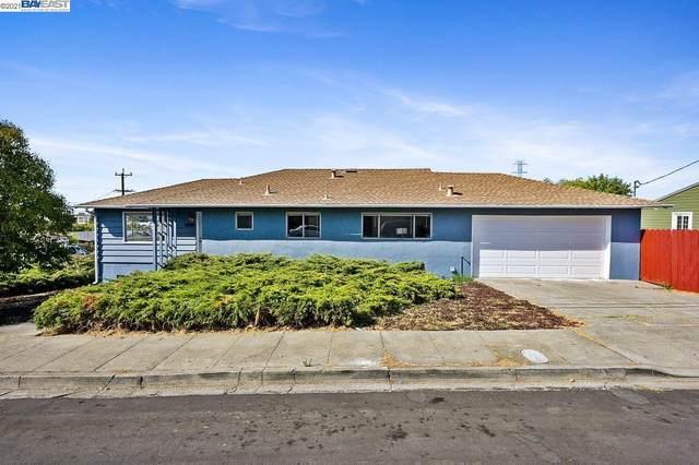 25143 Del Mar Ave, Hayward, CA 94542 (#BE40968116) :: Intero Real Estate