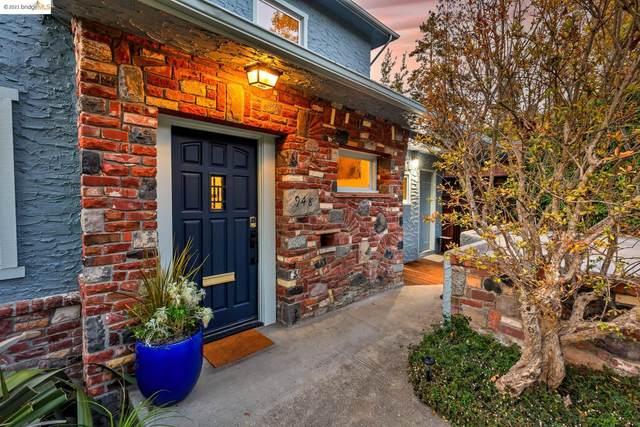 948 Euclid Ave, Berkeley, CA 94708 (#EB40968118) :: The Goss Real Estate Group, Keller Williams Bay Area Estates