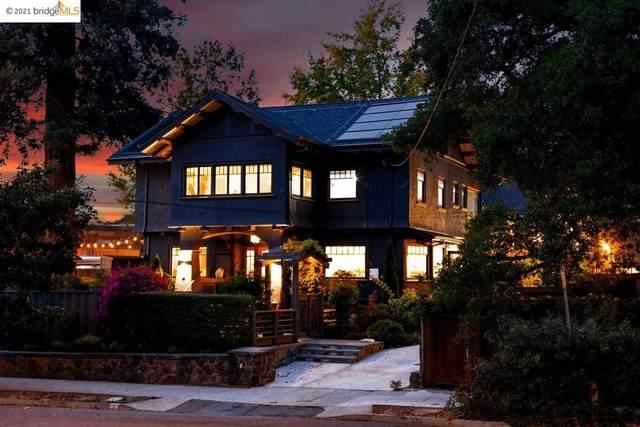 5 The Uplands, Berkeley, CA 94705 (#EB40968134) :: The Gilmartin Group