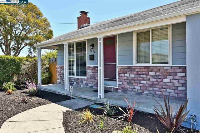 1608 Keller Ave, San Lorenzo, CA 94580 (#BE40968137) :: The Goss Real Estate Group, Keller Williams Bay Area Estates