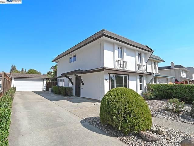 1818 Peary Way, Livermore, CA 94550 (#BE40968138) :: Schneider Estates