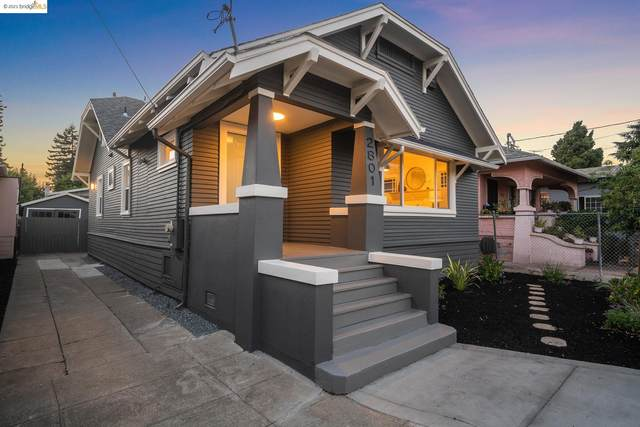2801 Fruitvale Ave, Oakland, CA 94601 (#EB40968139) :: Paymon Real Estate Group