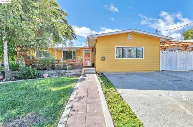 2801 Richard Avenue, Concord, CA 94520 (#EB40968148) :: Strock Real Estate