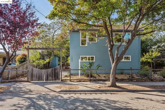1200 Curtis St, Berkeley, CA 94706 (#EB40968158) :: Strock Real Estate
