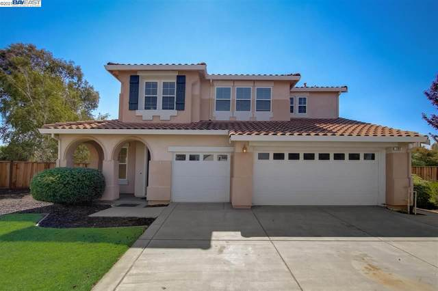 702 Ellesmere Ct, Brentwood, CA 94513 (#BE40968166) :: Robert Balina | Synergize Realty