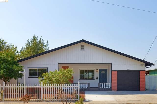 1862 Overhill Rd, Concord, CA 94520 (#EB40968179) :: The Goss Real Estate Group, Keller Williams Bay Area Estates