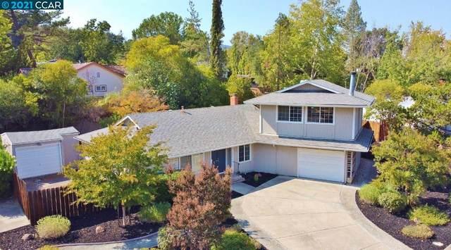 1401 Novato Court, Walnut Creek, CA 94597 (#CC40968187) :: The Kulda Real Estate Group