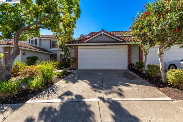 19939 Laurelwood Dr, Castro Valley, CA 94552 (#BE40968189) :: The Kulda Real Estate Group