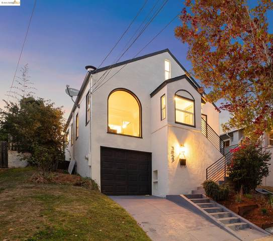 3853 Coolidge Ave, Oakland, CA 94602 (#EB40968232) :: Strock Real Estate
