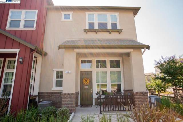 3997 Portola Cmn 1, Livermore, CA 94551 (#BE40968297) :: Strock Real Estate