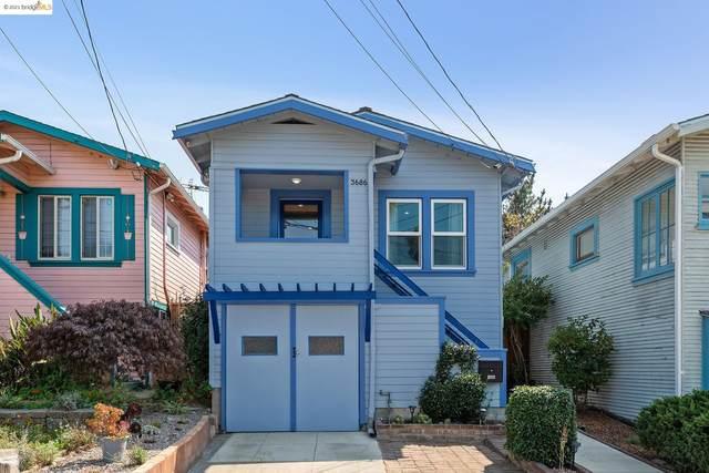 3686 Madrone Ave, Oakland, CA 94619 (#EB40968303) :: Alex Brant