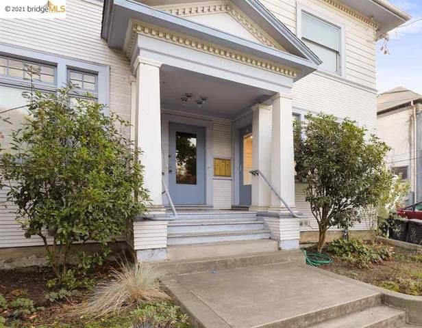 1822 Hearst Ave B, Berkeley, CA 94703 (#EB40968321) :: The Kulda Real Estate Group
