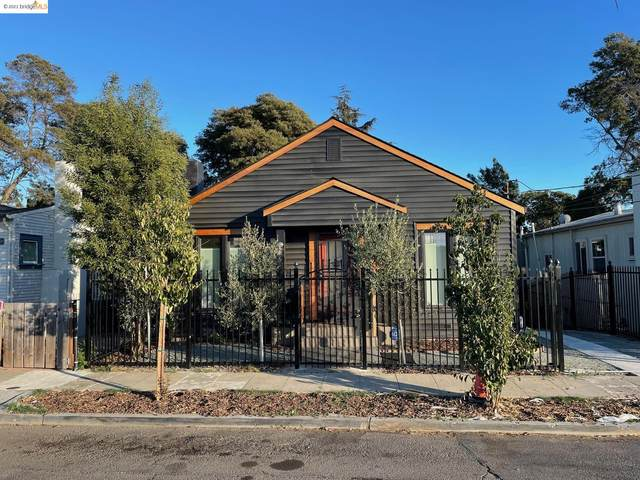 2574 63rd Ave, Oakland, CA 94605 (#EB40968332) :: The Sean Cooper Real Estate Group