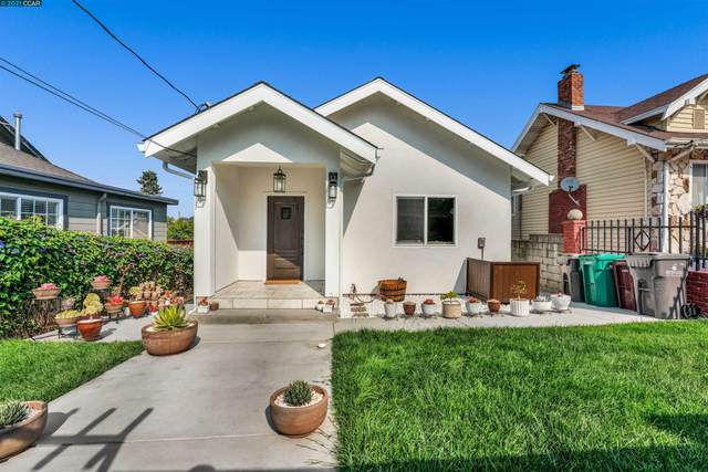 2167 41St Ave, Oakland, CA 94601 (#CC40968339) :: The Sean Cooper Real Estate Group