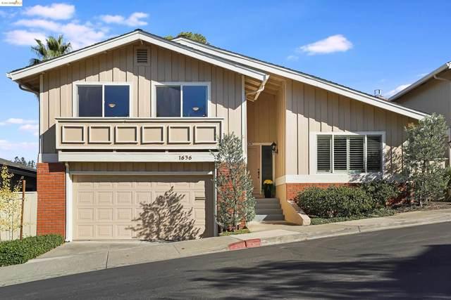 1636 Siskiyou Dr, Walnut Creek, CA 94598 (#EB40968343) :: The Kulda Real Estate Group