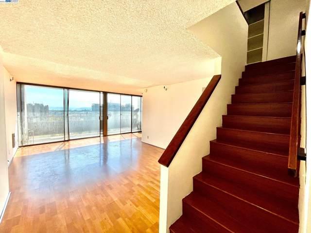 801 Franklin St 1202, Oakland, CA 94607 (#BE40968345) :: The Kulda Real Estate Group