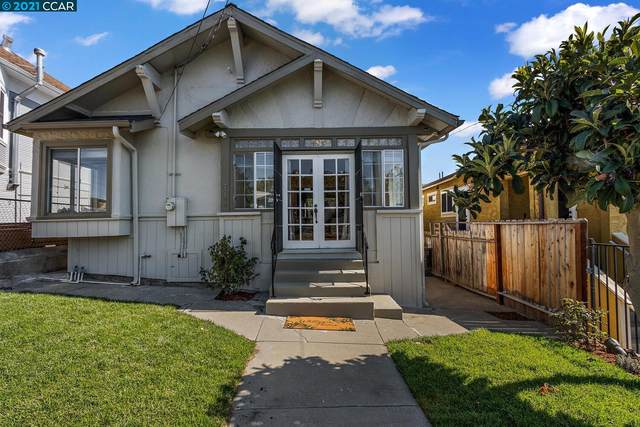 2256 E 25Th St, Oakland, CA 94606 (#CC40968347) :: Robert Balina | Synergize Realty