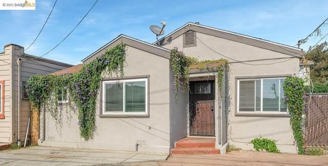 5842 Kingsley Circle, Oakland, CA 94605 (#EB40968368) :: Alex Brant