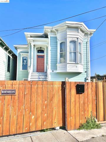 724 Campbell St, Oakland, CA 94607 (#EB40968377) :: The Kulda Real Estate Group