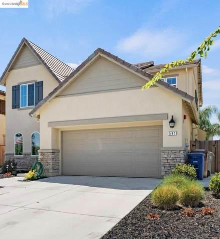 541 Brinwood Way, Oakley, CA 94561 (#EB40968390) :: RE/MAX Gold