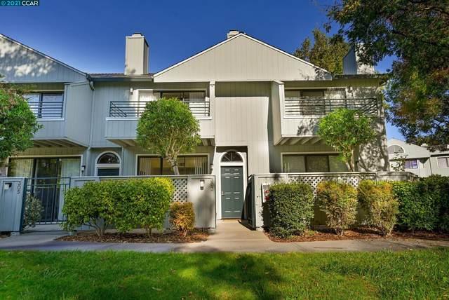 303 Rock Creek Way, Pleasant Hill, CA 94523 (#CC40968439) :: The Kulda Real Estate Group