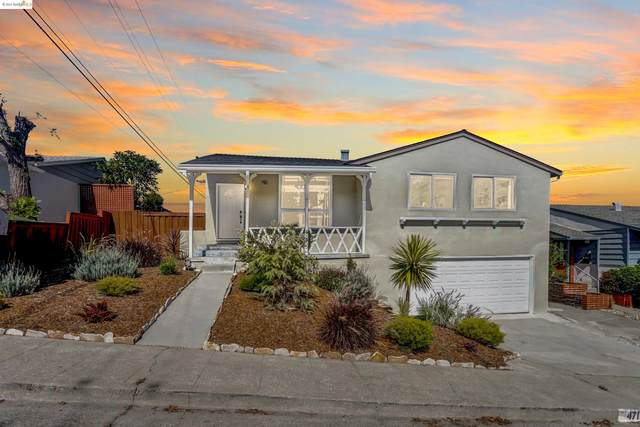 4717 Upland Dr, Richmond, CA 94803 (#EB40968452) :: Real Estate Experts