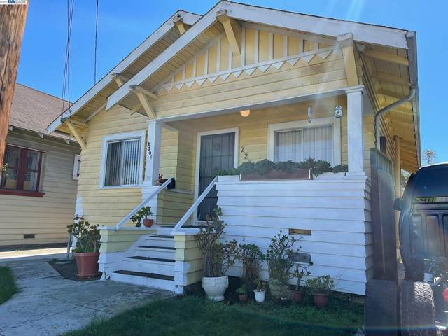 2206 Clement Ave, Alameda, CA 94501 (#BE40968468) :: Paymon Real Estate Group