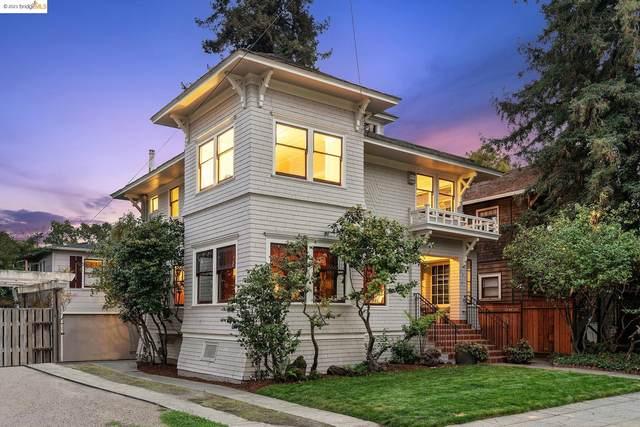 507 Van Buren Ave, Oakland, CA 94610 (#EB40968475) :: Alex Brant