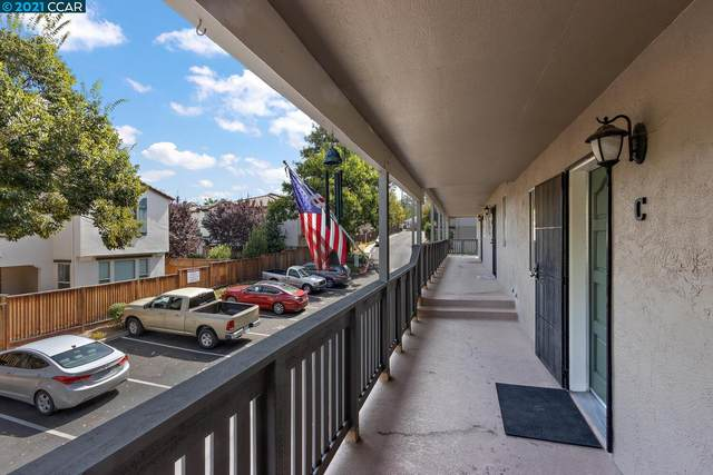 3847 Vineyard Ave Unit C C, Pleasanton, CA 94566 (#CC40968481) :: The Kulda Real Estate Group