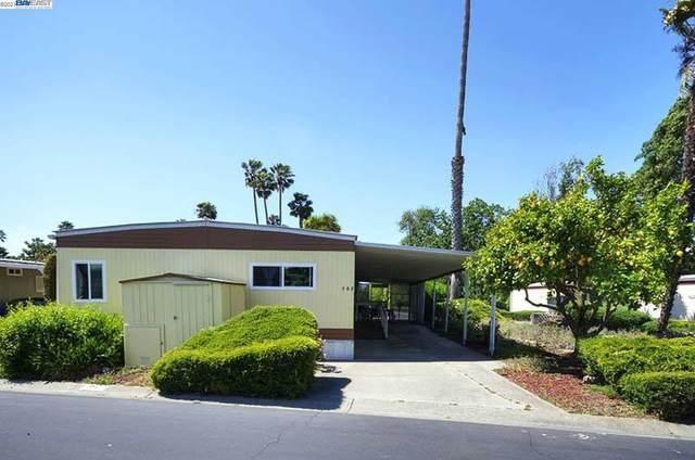 162 Kona, Union City, CA 94587 (#BE40968560) :: Strock Real Estate