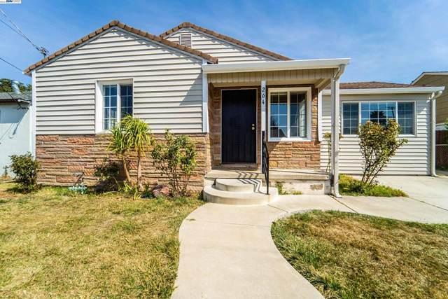 264 S 44th Street, Richmond, CA 94804 (#BE40968536) :: Strock Real Estate