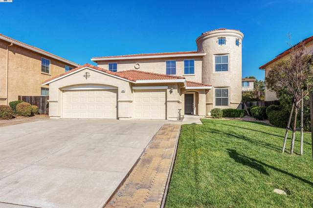 1815 Crown Peak Way, Antioch, CA 94531 (#BE40968558) :: The Realty Society
