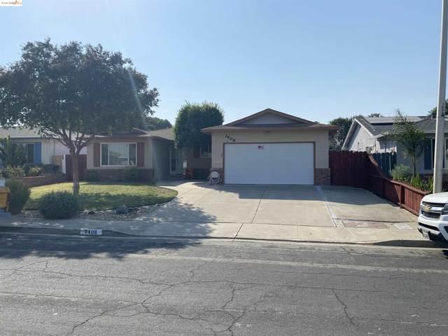 1408 Aster Dr., Antioch, CA 94509 (#EB40968535) :: The Goss Real Estate Group, Keller Williams Bay Area Estates