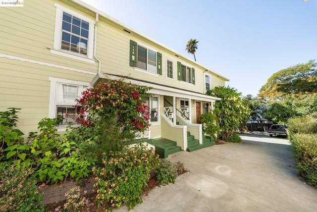 2509 9th Ave, Oakland, CA 94606 (#EB40968524) :: Strock Real Estate