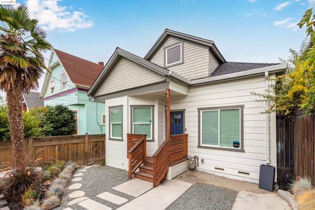 2047 22Nd Ave, Oakland, CA 94606 (#EB40968585) :: Strock Real Estate