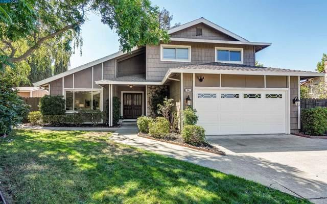 352 Breckenridge Pl, Martinez, CA 94553 (#CC40968602) :: Strock Real Estate