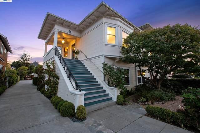 2154 Santa Clara Avenue, Alameda, CA 94501 (#BE40968611) :: The Gilmartin Group