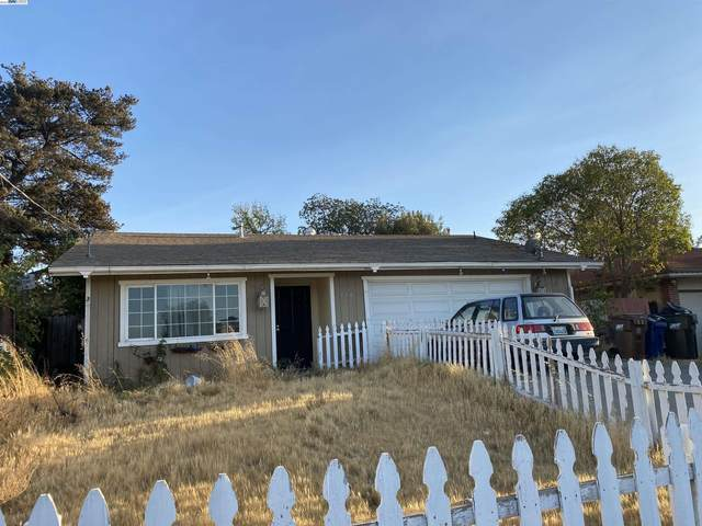 136 E 16Th St, Antioch, CA 94509 (#BE40968613) :: The Goss Real Estate Group, Keller Williams Bay Area Estates