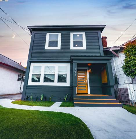 2931 Chestnut St, Oakland, CA 94608 (#BE40968634) :: The Sean Cooper Real Estate Group