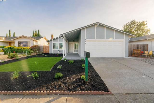 173 River Pines Way, Vallejo, CA 94589 (#BE40968655) :: The Kulda Real Estate Group