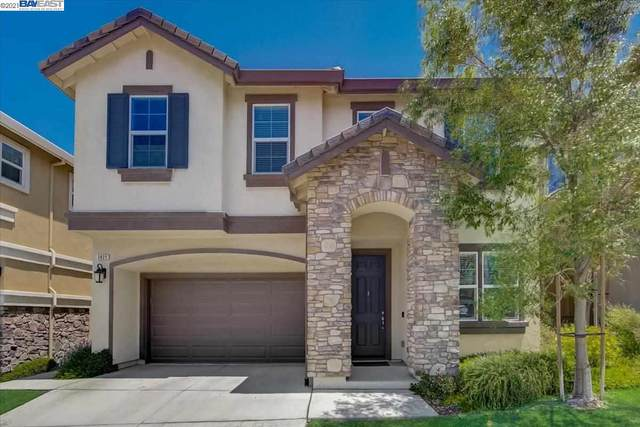 2825 Rio Seco Dr, Pittsburg, CA 94565 (#BE40968656) :: The Realty Society